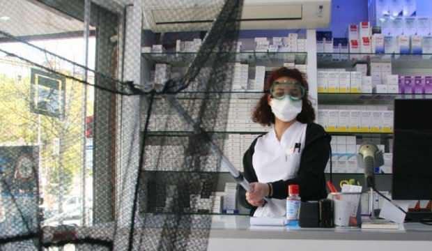 Koronavirüse karşı eczacıdan görülmemiş yöntem!