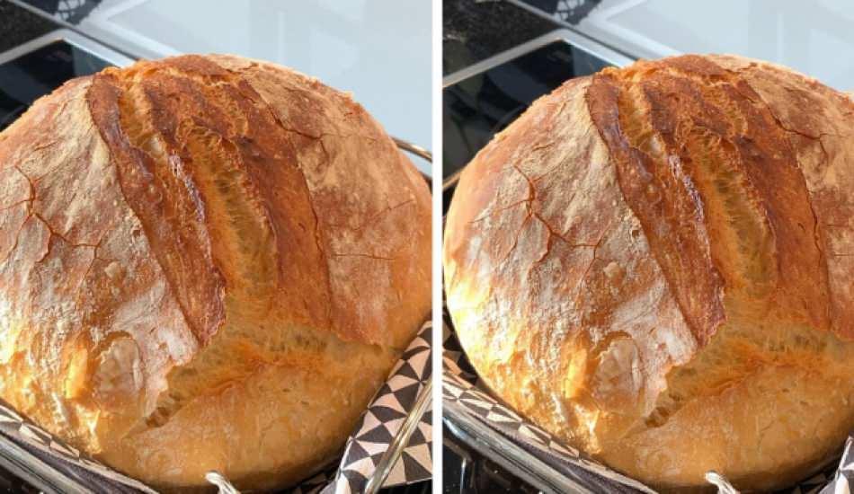 Çıtır çıtır köy ekmeği nasıl yapılır? En sağlıklı köy ekmeği tarifi