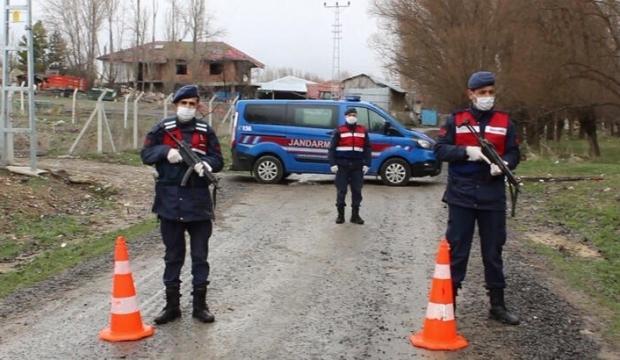 Kütahya'da 2 bölge karantinaya alındı