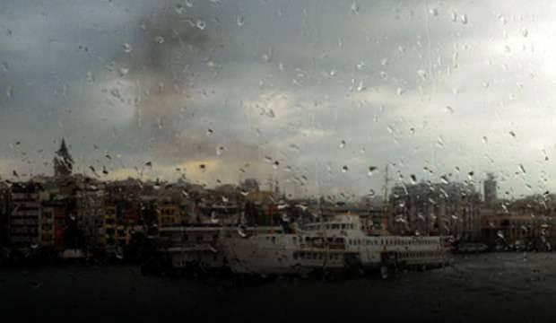 Meteorolojiden İstanbul için uyarı!