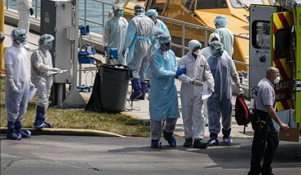 New York'taki doktorlar: Tesislerimiz üçüncü dünya ülkesi hastaneleri gibi