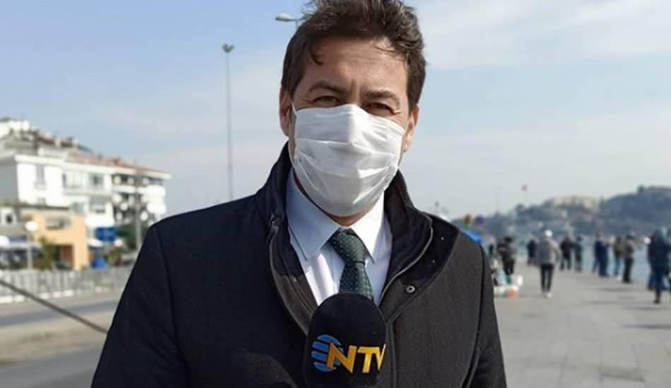 NTV muhabiri Korhan Varol Koronavirüsü yendi!