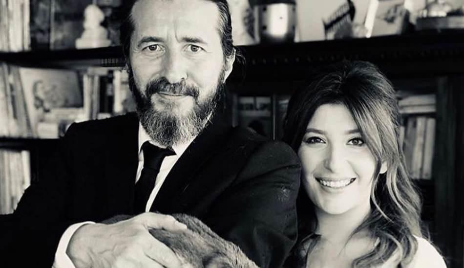 Oyuncu Şebnem Bozoklu evliliğinin 1. yıl dönümünü kutladı