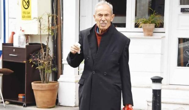 İlham Gencer 93 yaşında olmasına rağmen yasak dinlemedi!