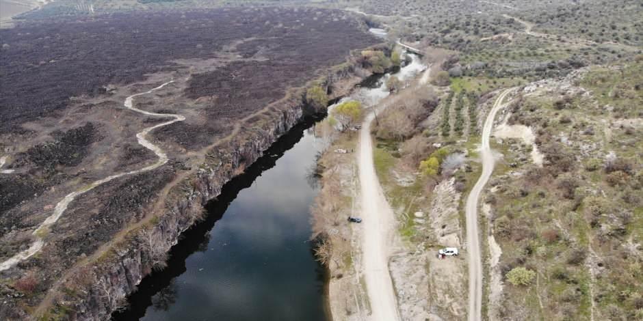 Sönmüş lavların ortasında 12 bin yıllık güzellik: Adala Kanyonu