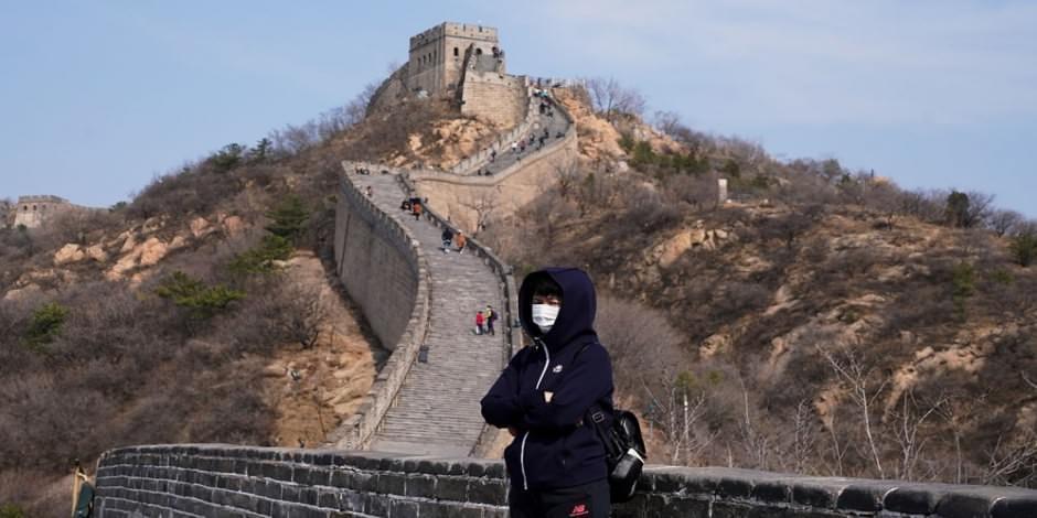 Tarihi Çin Seddi kısmen ziyarete açıldı