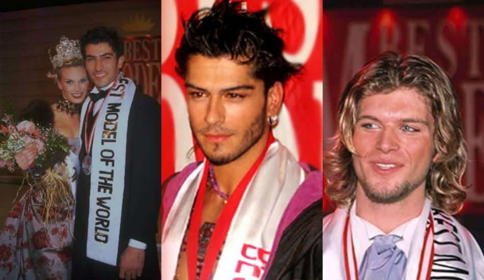 Türkiye'nin yakışıklı erkeklerinin inanılmaz değişimi!