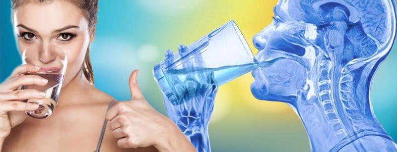 Su içmenin faydaları neler? Zayıflamak için su nasıl içilmeli?