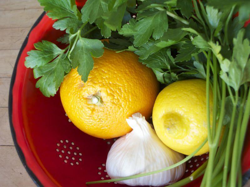 Maydanoz limon ve sarımsak kürü nasıl yapılır?
