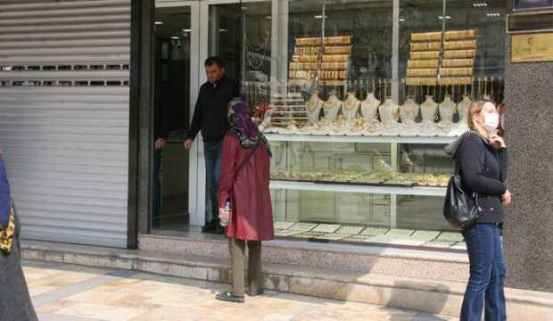 Fiyatlar yükselince dükkanları açtılar