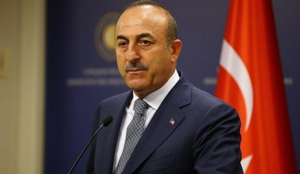 Bakan Çavuşoğlu, Libya ve İspanya dışişleri bakanlarıyla görüştü