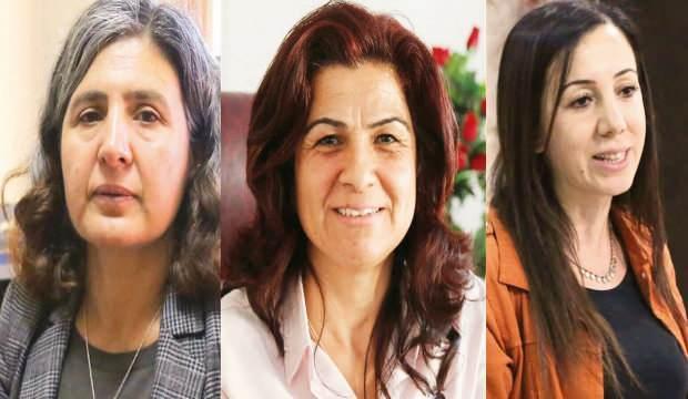 Belediye başkan adayları Kandil'den gelen teröristler tarafından mülakata alınmış