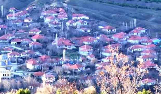 Bu köy kendi kendini karantinaya aldı