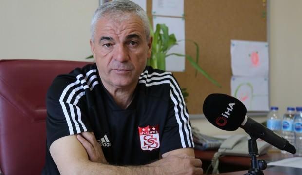 Rıza Çalımbay'ın talebine Beşiktaş'tan ret