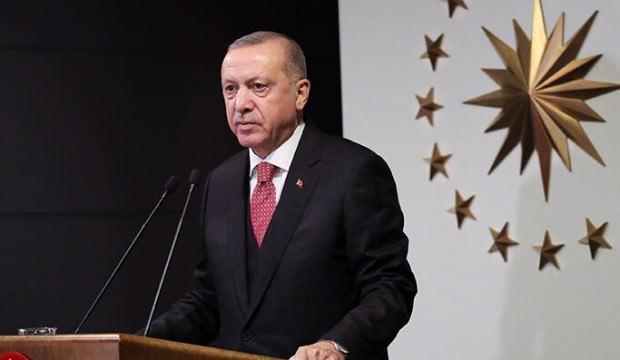 Erdoğan'dan Prof. Dr. Taşçıoğlu için başsağlığı mesajı