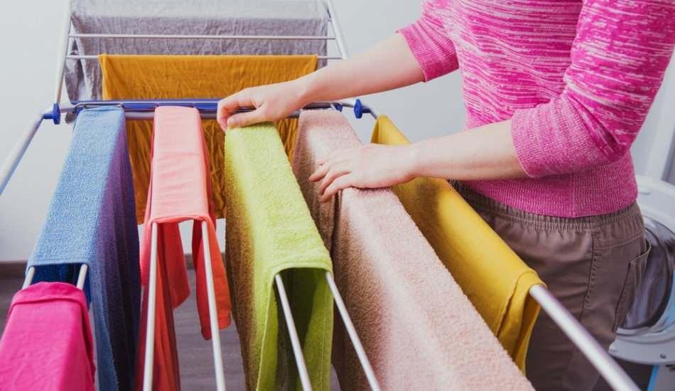 Evde kuru temizleme nasıl yapılır? Evde çamaşır kurutma teknikleri