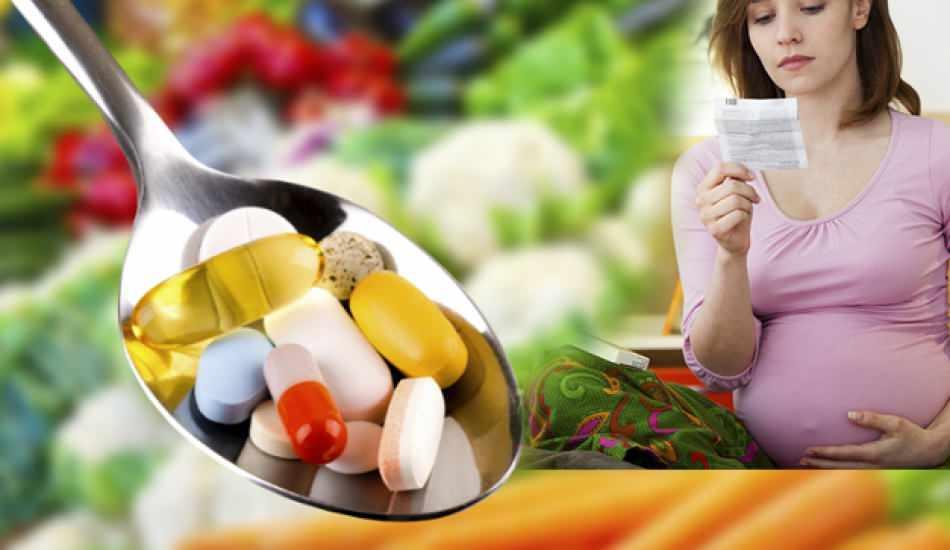 Hamilelikte güvenilir vitamin takviyeleri! Hamilelerin kullanabileceği vitaminler