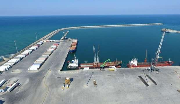 Karasu Limanı'ndan Romanya'ya deneme seferi yapıldı