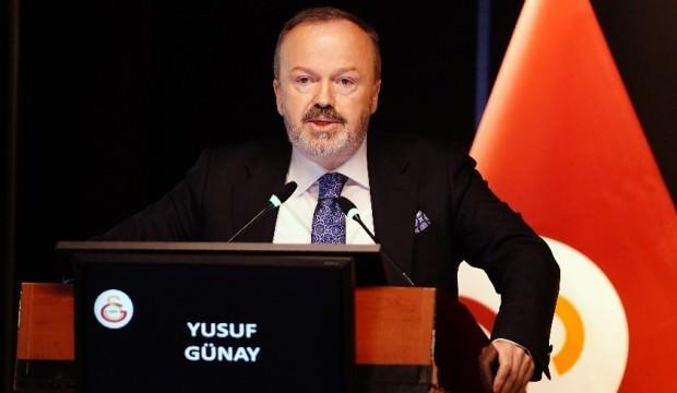 G.Saray'dan Nihat Özdemir'e sert cevap!