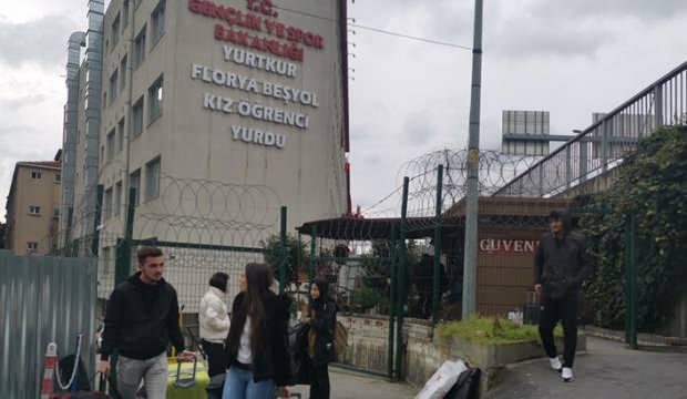 KYK Yurtlarında karantinada olanlar 14 gün sonra tahliye edildi
