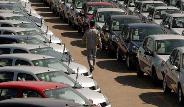Otomotiv satışları ilk çeyrekte yüzde 41 arttı