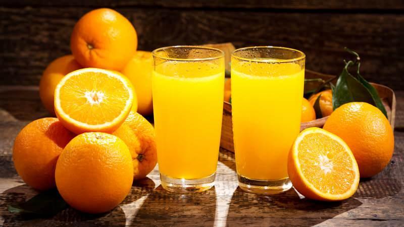 Kahvaltıda portakal suyu içmenin zararları