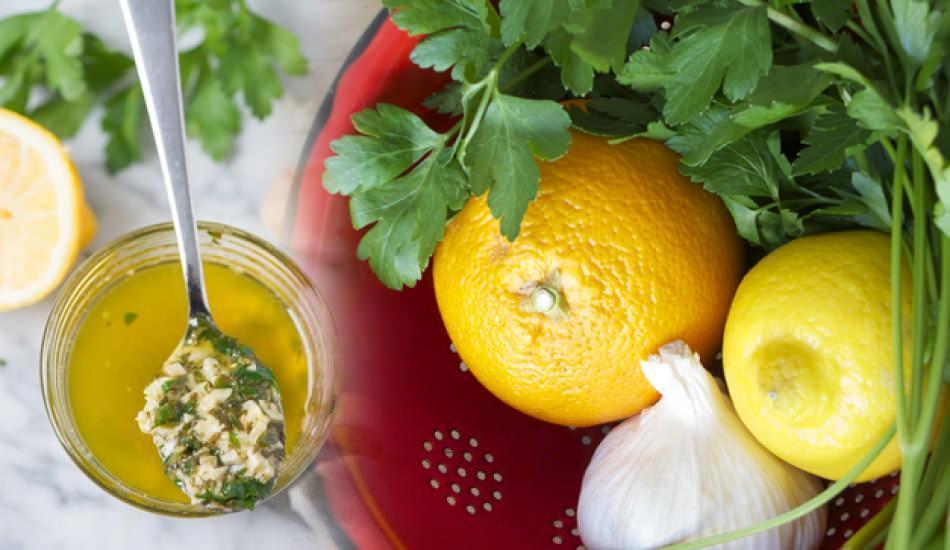 Sarımsaklı maydanoz kürü zayıflatır mı? Şipşak zayıflatan maydanoz limon sarımsak kürü!