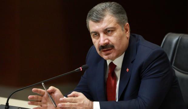 Son dakika! Sağlık Bakanı Koca'dan son dakika koronavirüs açıklamaları