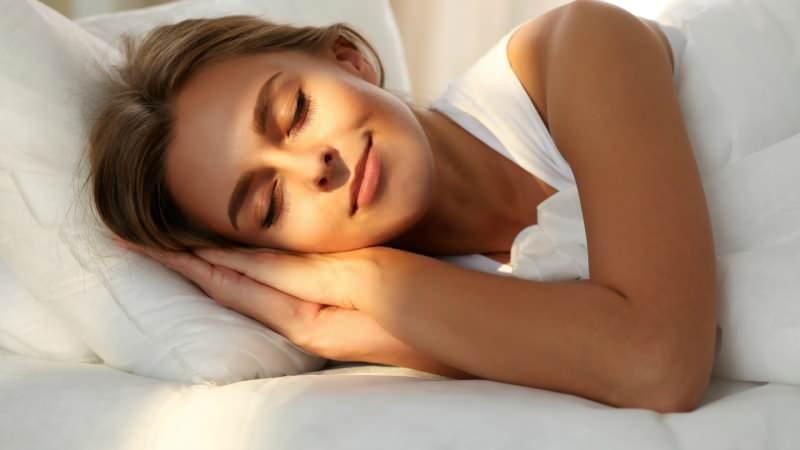 düzenli uyku vücudu dinç tutar
