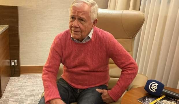 Ünlü Yatırım Jim Rogers: Türkiye'de fırsat var