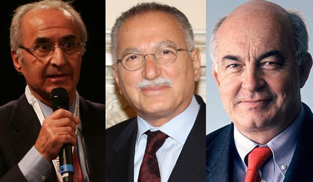 Kemal Derviş, Ekmeleddin İhsanoğlu ve... Küreselcilerin hamlesine Türkiye'den 3 isimden destek