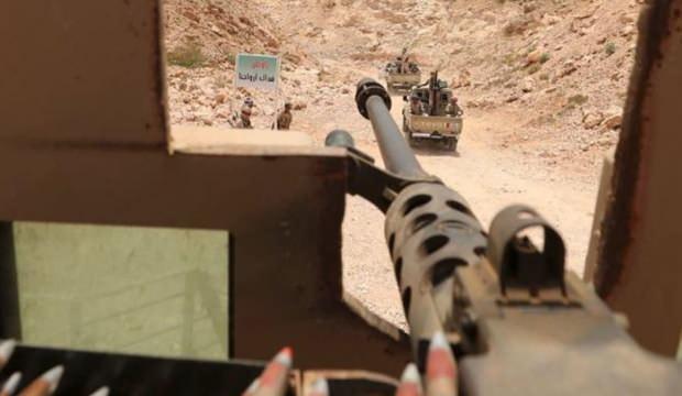 Yemen ordusu, Husilere ait 3 askeri birliği yok ettiğini duyurdu