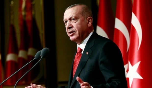 Başkan Erdoğan'dan farklı din temsilcilerine teşekkür