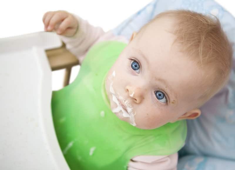 Bebeklerde kusmuk boğulması nedir?
