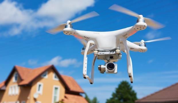 Gayrimenkul işlemlerinde teması dronlar önleyecek