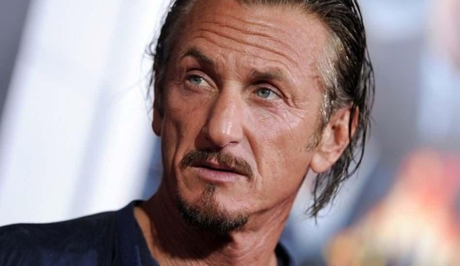 Hollywood oyuncusu Sean Penn, gönüllü olarak koronavirüs testi yapıyor