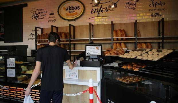 İstanbulluların evde kaldıkları günlerde ekmeğe talebi arttı