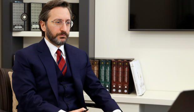 Fahrettin Altun'dan 'sokağa çıkma yasağı' açıklaması!