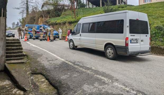 Trabzon'da iki mahalle karantinaya alındı