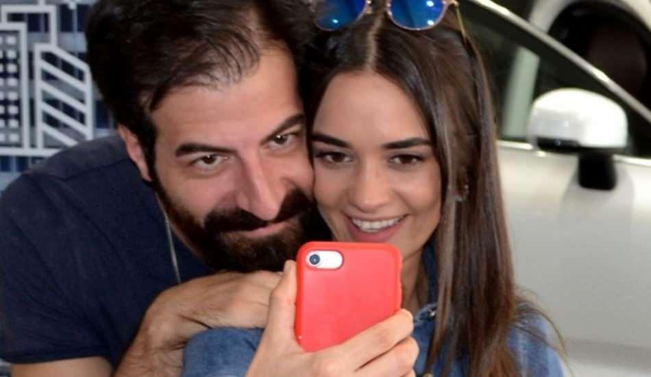 Oyuncu Hande Soral ve eşi İsmail Demirci'den 'Evde kalın' çağrısı
