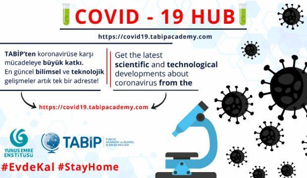 Yunus Emre Enstitüsü korona virüsüne yönelik tüm bilgileri tek sitede topladı