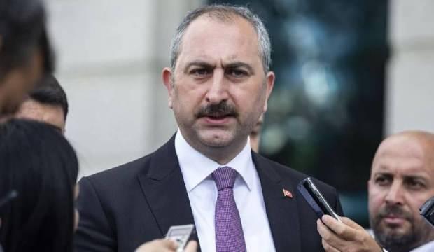 Adalet Bakanı Gül'den BTP Genel Başkanı Haydar Baş için taziye mesajı