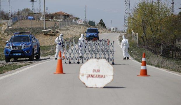 Ankara'da ilk kez uygulandı: Mahalle böyle kapatıldı