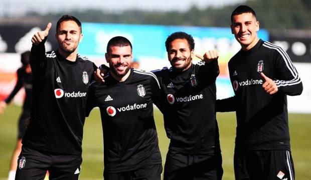 Beşiktaş'ta gönderilecek isimler belli oldu!
