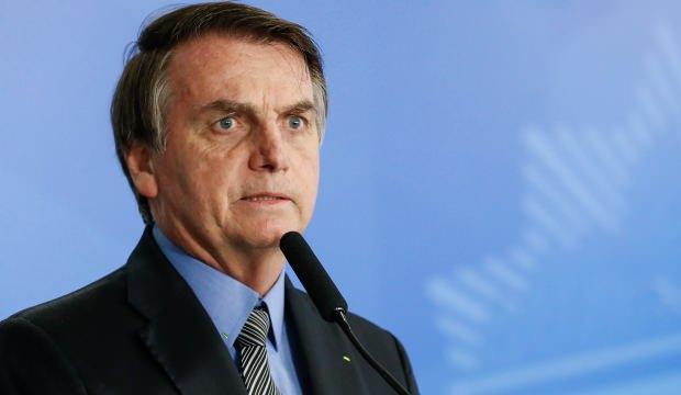 Brezilya Devlet Başkanı Bolsonaro, Sağlık Bakanını görevden aldı