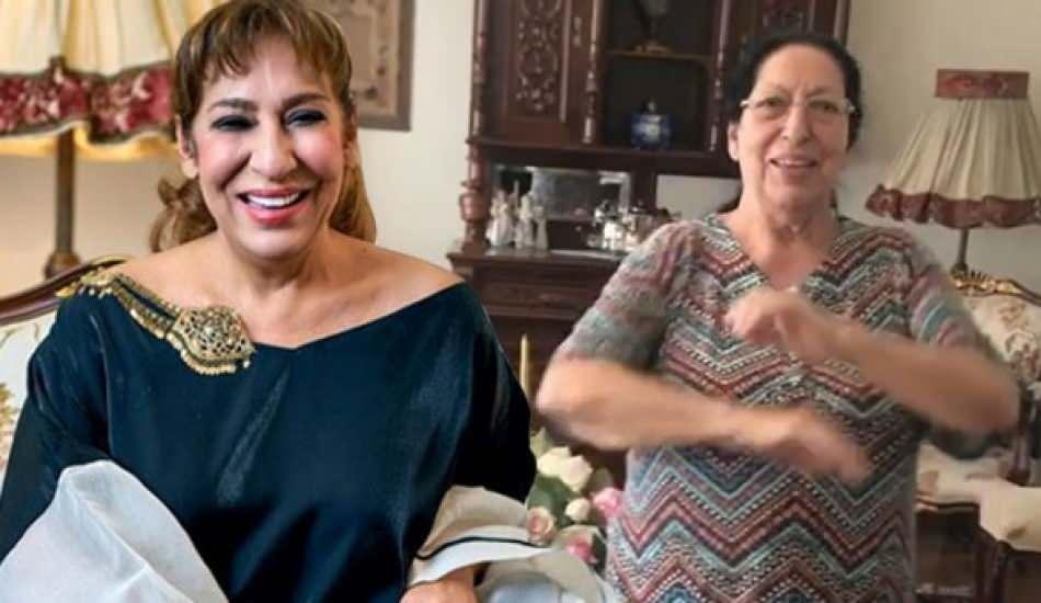 Cennet Mahallesi'nin Pembesi Melek Baykal annesini paylaştı!