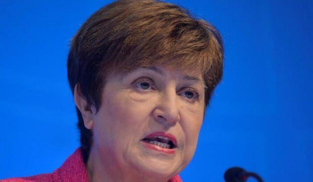 Georgieva: Dünyanın yarısı pandemide IMF'den yardım istedi