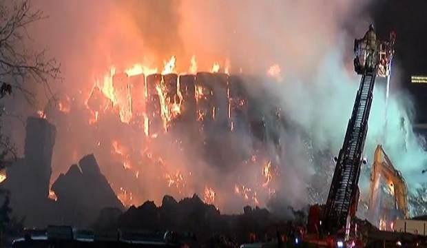 İstanbul'da sıcak saatler! Söndürülen yangın yeniden başladı