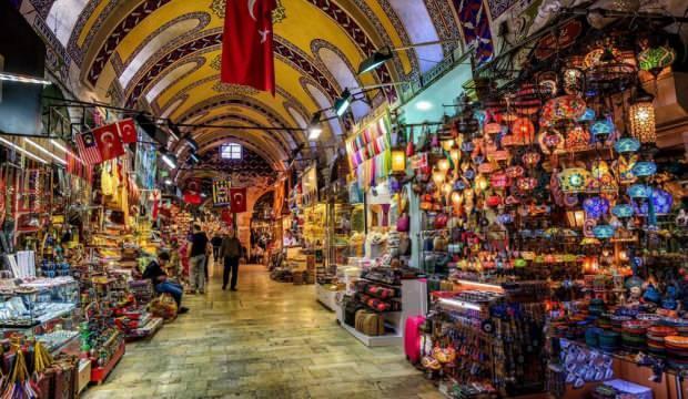 İzmir'in tarihi Kemeraltı Çarşısı, UNESCO Dünya Mirası Geçici Listesi'nde