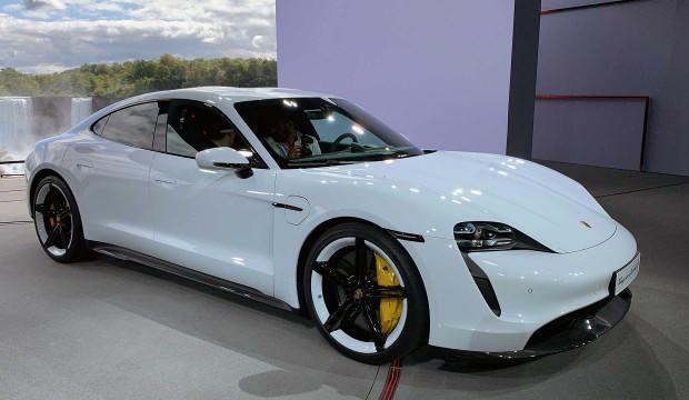 Porsche'den Tesla'ya gözdağı! Rakibimiz değil